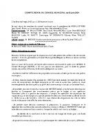 CR CM 05 juin 2020
