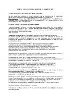 CR CM 25 janvier 2021
